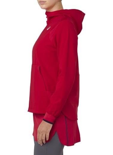 Asics Sweatshirt Kırmızı